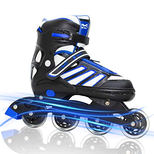 MAXFREE Adjustable Inline Skates