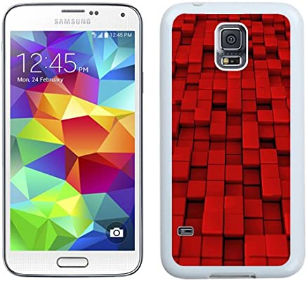 Amazon.com: D Red Cubes (2) Durable High Quality Samsung ...