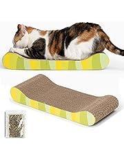Cat Scratching Board Mat Scratching Bed Board Cat Scratching Board Sofa Rest Pet Furniture (Color Random)