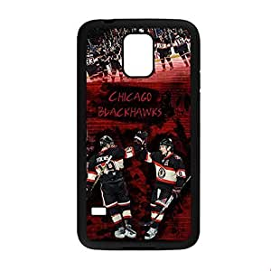 Print With Nhl Chicago Blackhawks For S5 Galaxy Samsung Friendly Phone Case For Kid Choose Design 4