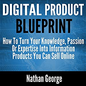 Digital Product Blueprint Audiobook