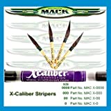 Mack Pinstripe/Pinstriping X-Caliber Brush Size X-00