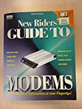 New Riders Guide to Modems, New Riders Development Group Staff and Schindler, Esther, 1562053027