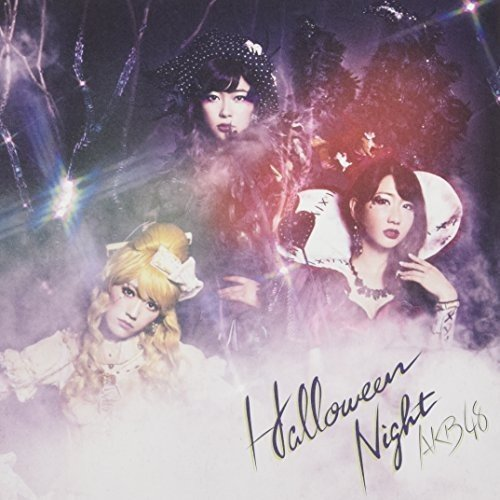 Halloween Night / Ltd CD+Dvd+Postcard Version a by Akb48
