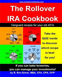 The Rollover IRA Cookbook: Vanguard recipes for your old 401k