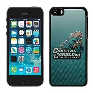linJUN FENGNew Iphone 5c Case Ncaa Big South Conference Coastal Carolina Chanticleers 5