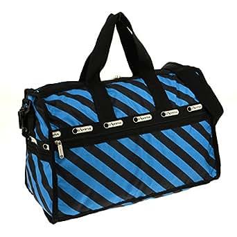 LeSportsac Medium Weekender Carry On, Ace Stripe, One Size