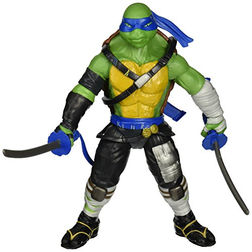 """Teenage Mutant Ninja Turtles Movie 2 Out Of The Shadows Leonardo 11"""" Figure"""