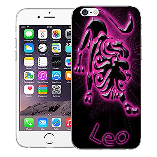 """Mobile Case Mate iPhone 6S 4.7"""" Silicone Coque couverture case cover Pare-chocs + STYLET - Pink Leo pattern (SILICON)"""