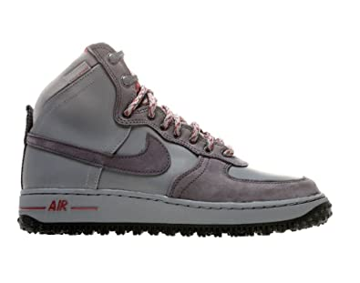 newest 498e1 8976a Amazon.com   Nike Air Force 1 HI DCN Military Mens Boots 537889-001 Cool  Grey 14 M US   Road Running