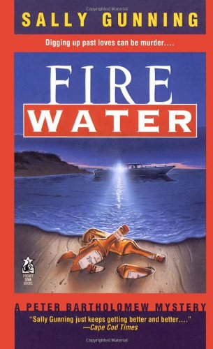 Fire Water (Peter Bartholomew Mysteries)