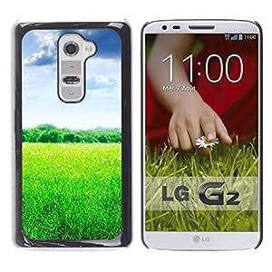 "For LG G2 , S-type Naturaleza Hermosa Forrest Verde 103"" - Arte & diseño plástico duro Fundas Cover Cubre Hard Case Cover"