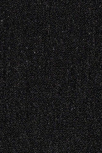 Home Queen Indoor Outdoor Commercial Rugs Black Color 5'X7