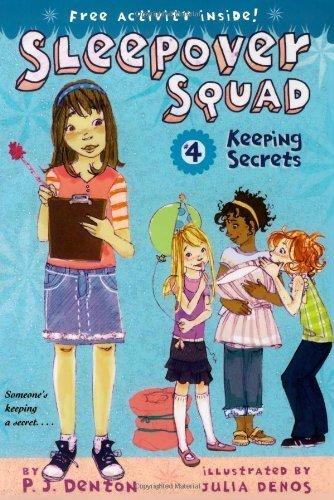 Keeping Secrets (Sleepover Squad) by P. J. Denton - Mall Denton Shopping