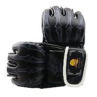 GranVela® ZOOBOO Boxhandschuhe, Kampfsport MMA Muay Thai Training Boxsack...