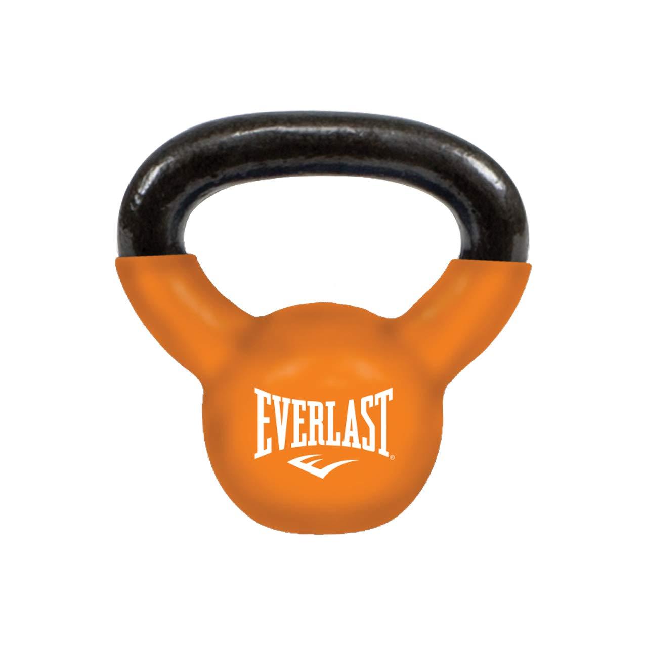 Everlast 20 lb Vinyl Dipped Kettlebell