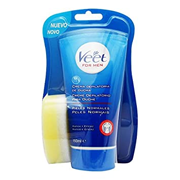 Veet Man Shower Depilatory Cream 150ml