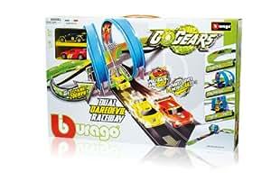 Bburago - Circuito GoGears Dual Daredevil Raceway (18-30262)