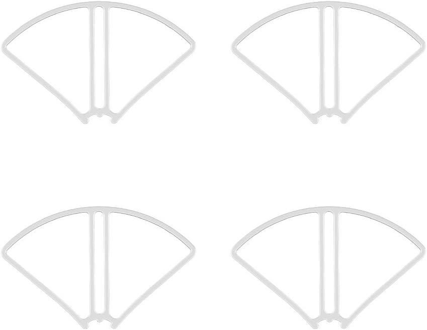 Potensic Kit dAccessoires dorigine pour Drone T25 Garde-h/élice X 4
