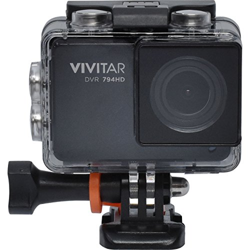 Vivitar DVR794HD 1080p HD Wi-Fi Waterproof Action Video Came
