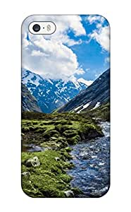 Robin Boldizar's Shop Iphone 5/5s Case Cover - Slim Fit Tpu Protector Shock Absorbent Case (k Wallpapers Nature)