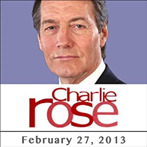 Charlie Rose: Carmelo Anthony, February 27, 2013 Radio/TV Program