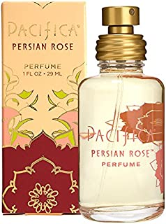 product image for Pacifica Beauty Persian Rose Spray Perfume, Made with Natural & Essential Oils, 1 Fl Oz