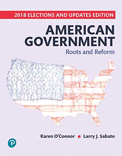 Revel for American Government: Roots and Reform, 2018 Elections and Updates Edition -- Access Card (13th Edition) (American Government Roots And Reform 12th Edition)