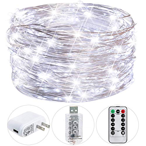 18 Cool White Led Indoor/Outdoor Christmas Rope Lights in US - 8