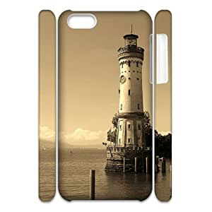 GTROCG Lighthouse Phone 3D Case For Iphone 5C [Pattern-1]