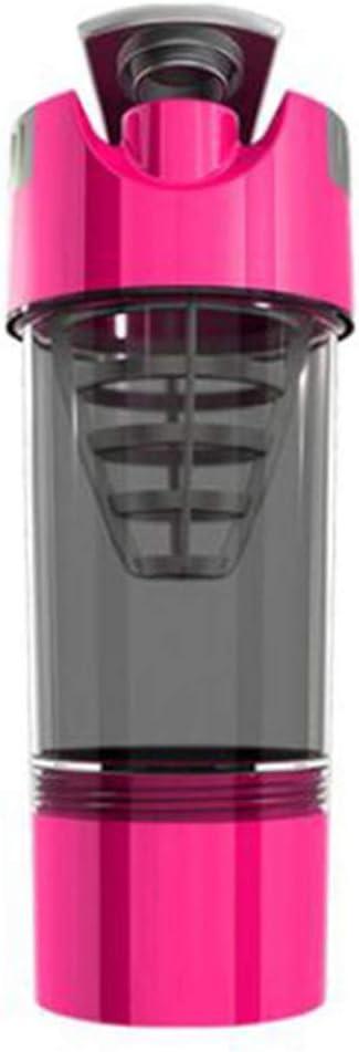 FMM Botella de Agua Whey Protein Vibrator Protein Powder para ...