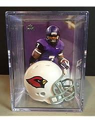 Arizona Cardinals NFL Helmet Shadowbox w/ David Johnson card