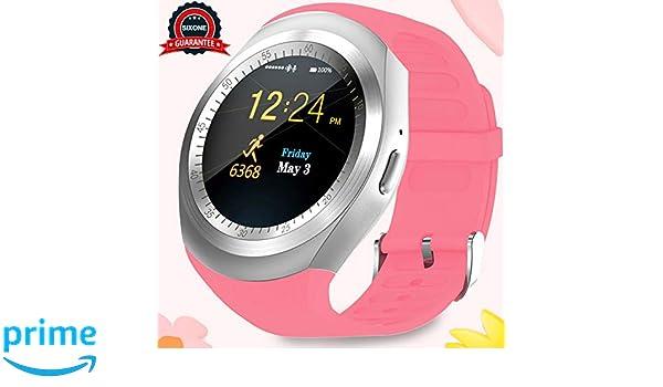 Amazon.com: Smart Watch Fitness Tracker for Women Men Mother ...