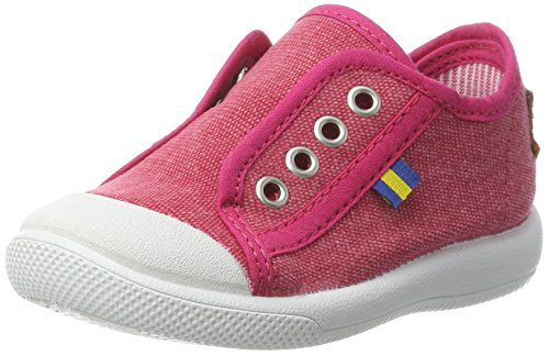 Kavat Viby TX, Sneakers  Fille, Pink (Cerise), 20 EU