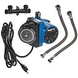 Watts Premier 500800 Premier Hot Water Recirculation Pump, Blue