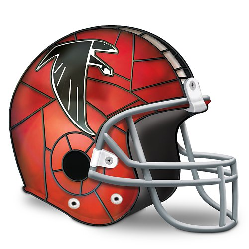 NFL Atlanta Falcons Accent Lamp by The Bradford Exchange