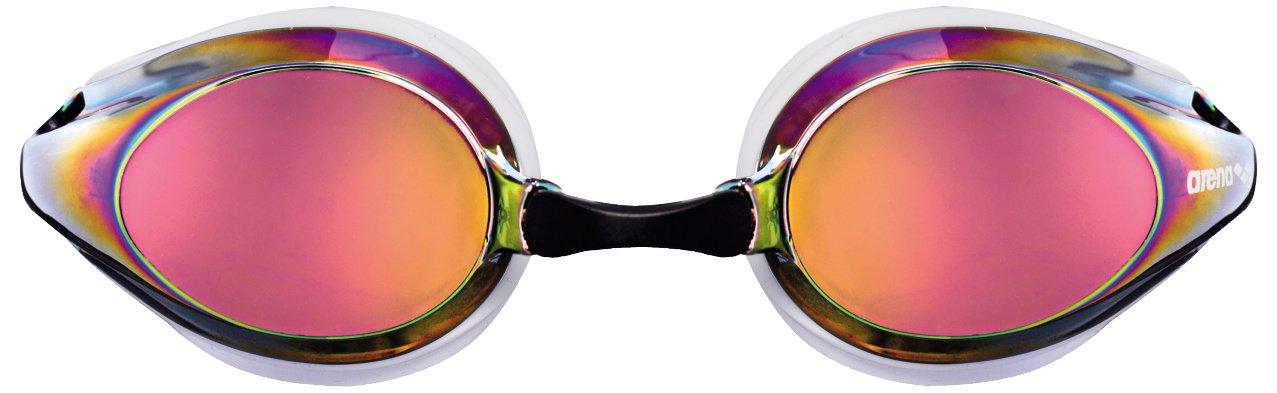Arena TRACKS MIRROR Gafas de natación 822dc78d443