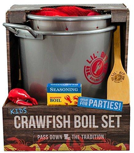 Lil Bit Kids Crawfish Boil Set ()