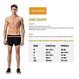 Naviskin Men's Lightweight Quick Dry Running Shorts