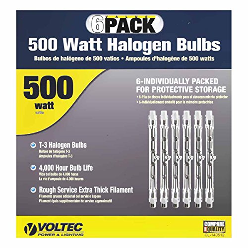 ment Halogen Bulb 6/Pack ()