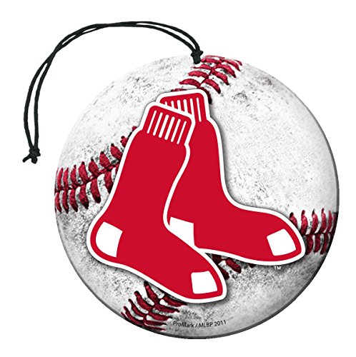 MLB Boston Red Sox Auto Air Freshener, 3-Pack