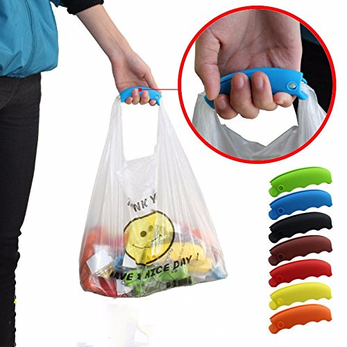 1PCS convenient bag hanging quality dish carry bags Kitchen Gadgets Silicone kitchen accessories save effort