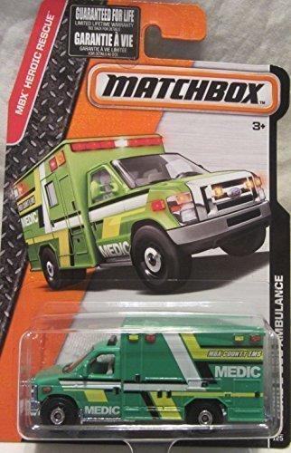 2016-Matchbox-MBX-Heroic-Rescue-Ford-E-350-Ambulance-74125