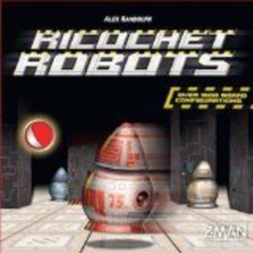 Ricochet Robots Board Game
