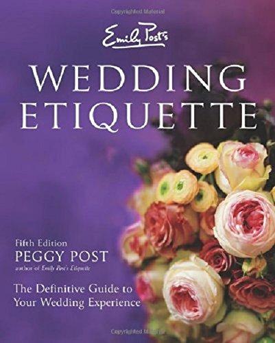 Emily Post's Wedding Etiquette (Party City Atlantic Center)
