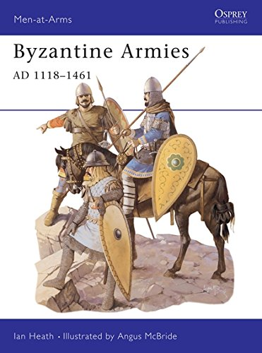 READ Byzantine Armies AD 1118–1461 (Men-at-Arms) D.O.C