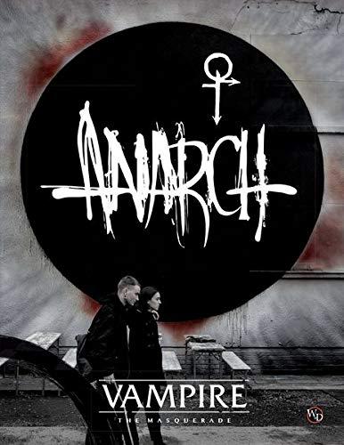 Vampire Masquerade Anarch Modiphius product image