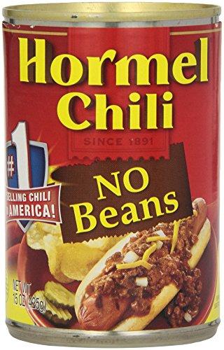 037600241939 - Hormel Chili, No Beans, 15 Oz carousel main 0