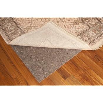 Amazing Durable, Reversible 8u0027 X 10u0027 Premium Grip(TM) Rug Pad For Hard Surfaces And  Carpet