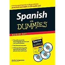 Spanish For Dummies Audio Set